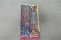 Lot of 2 Barbie Dolls