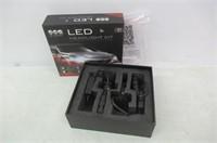 9007/HB5 LED Headlight Bulbs, Dual High/Low Beam