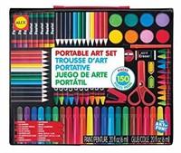 Alex Portable Art Set 150 Pieces