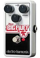 Electro-Harmonix Nano Big Muff Pi Guitar