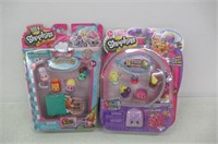 (2) Shopkins Pack of Five