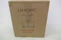 OMORC Multi-Function Electric Air Fryer, 5.8Qt Oil