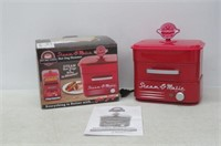 """""""As Is"""" Smart Planet HDS1 Steam-O-Matic Hot Dog"""