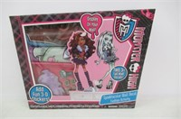 Monster High Spooktacular Wall Decal Fashion