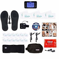 DR-HO'S Pain Therapy System Pro TENS Machine and