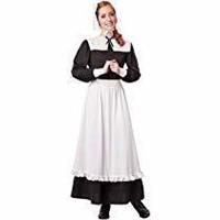 California Costumes Women's Pilgrim Woman Adult,