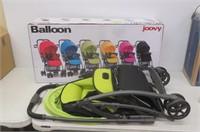 Joovy Balloon Stroller, Green