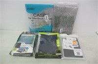 Lot of Five Various iApple Product Cases