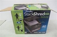 """""""Used"""" Swingline Stack and Shred 60X Auto Feed"""