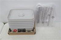 Hamilton-Beach Food Dehydrator (32100C)