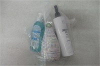 Lot of 3 Cleansing Items