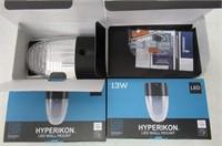 Hyperikon LED Wall Mount 13W Set of 4 Units