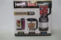 """As Is"" SharkNinja BL494 Ninja Kitchen System with"
