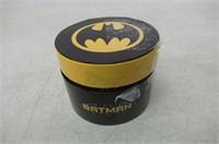 """""""As Is"""" Batman Men's BAT9019 Black Rubber Strap"""