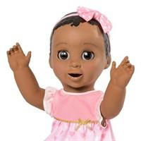 Luvabella - Brunette Hair - Responsive Baby Doll