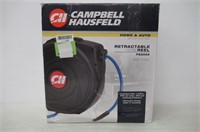 """""""As Is"""" Campbell Hausfeld Home and Auto Hosereel"""