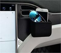 Car Air Vent Mount Storage Box Pocket Pouch, Vent