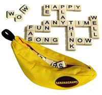 Bananagrams Word Game - The anagram game that will