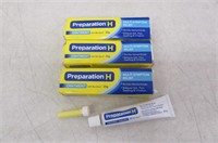(3) PreparationH Pain Relief Ointment with