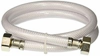 LDR Faucet Supply Line 48-Inch Water Supply Line,