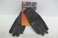 Under Armour Men's Elements 3.0 Gloves, Black