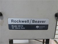 Rockwell band saw