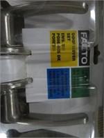 2 New door handle sets