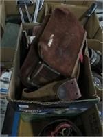 Box w/ tool belts