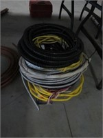 Group of wire