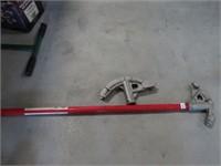 Gardner pipe bender