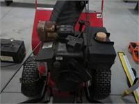 Mastercraft 12 hp/ 33' snow blower w/ chains