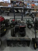 Craftsman 5 hp /22' snowblower