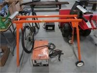 Portamate folding mitre saw stand