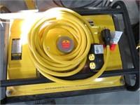 Champion 9000 w peak generator w/ electric start
