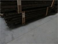 "50 8' x 3"" Cedar posts"