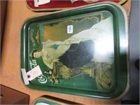 1968 Coca Cola tray