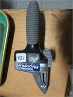 Mastercraft box cutter/tape measure