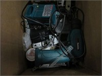 Makita cordless drill w/ charger, starter etc