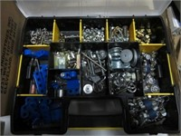 2 Cases of fittings and hardwares