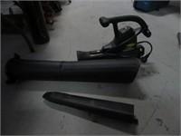 Yardworks electric leaf blower