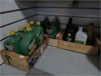 3 Boxes of Quaker State oils
