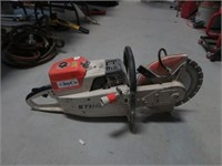 Stihl ts 360 gas cement saw