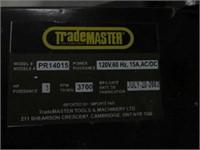 "Trademaster 14"" cut off saw"