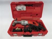 Milwaukee right angle heavy duty drill w/ case