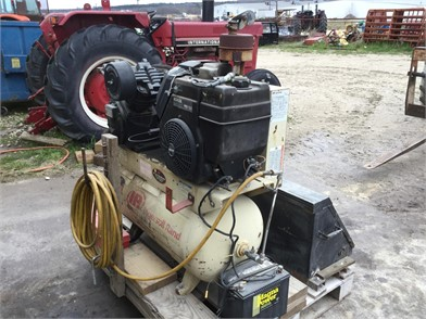 Ingersoll-Rand Air Compressors Auction Results - 827 Listings