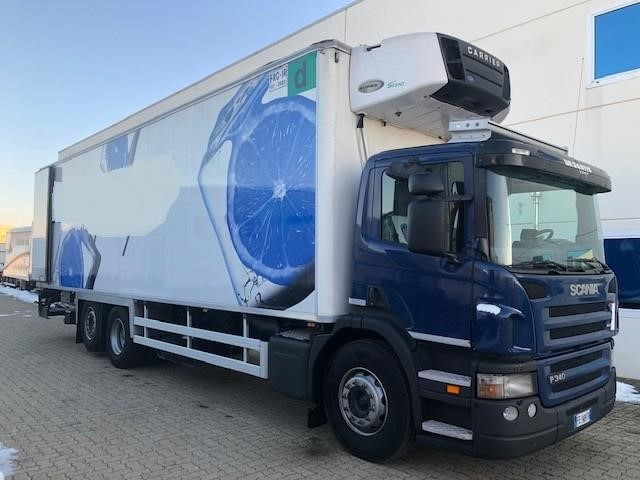 Scania P340 Usagé