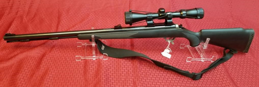 Thompson Center Omega 50 Cal  Muzzleloader | Evolve Auctions