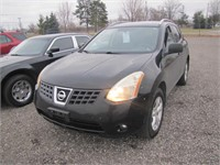 2008 NISSAN ROGUE S 345554 KMS