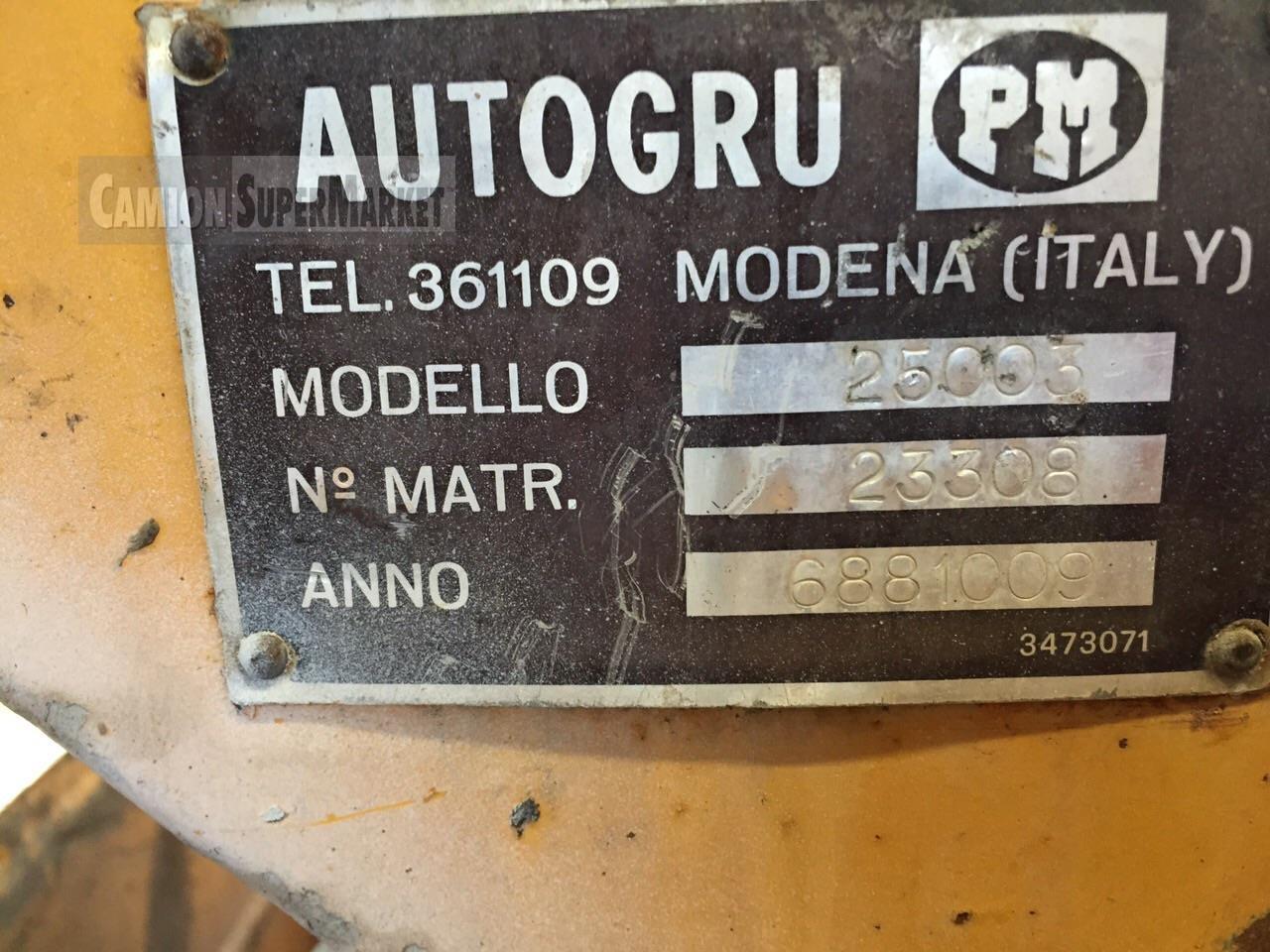 Mercedes-Benz ACTROS 1948 Uzywany 1991