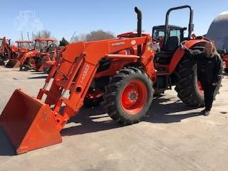 KUBOTA M8560 For Sale - 17 Listings | TractorHouse.com ... on